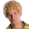 Tight Fro Blonde Wig